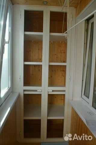 Шкаф на балкон распашной новый купить в москве на avito - об.