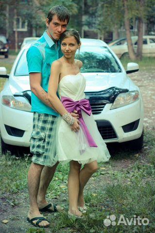 Платье на хрупкую девушку