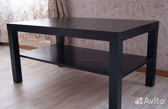 стол журнальный Ikea лакк Festimaru мониторинг объявлений