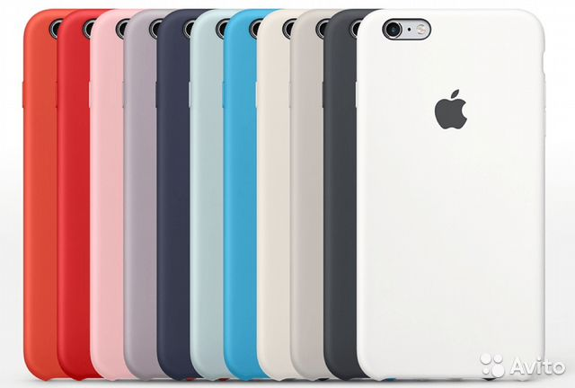 Чехол Apple iPhone 6/6s Оригинал