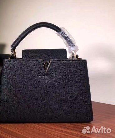 9cdaba7cb91b Louis Vuitton Capucines Сумка LV Капуцин Луи Витон купить в Москве ...