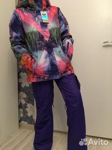 Новый горнолыжный костюм Roxy   Festima.Ru - Мониторинг объявлений 4151c4891e6