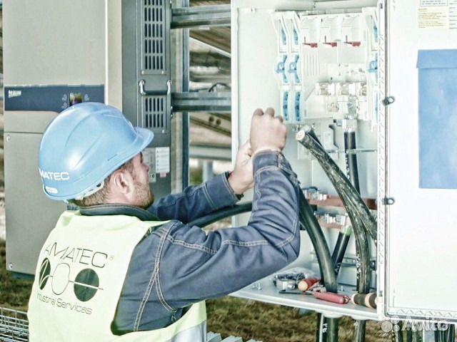 вакансии вахта мастер электромонтажников
