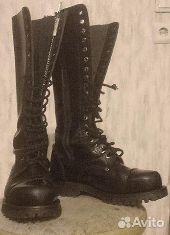 48d76f87 Ботинки типа Dr Martens, Grinders, Shellys купить в Санкт-Петербурге ...