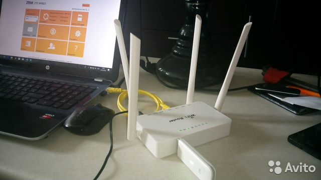 Мобильный интернет для роутера в сочи