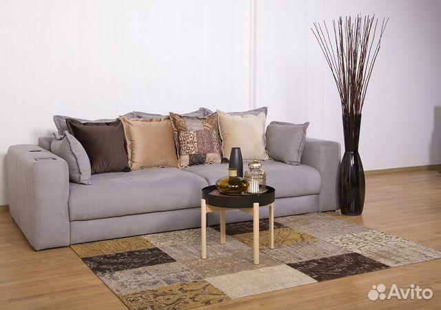 Ковры придиванные + декоративные подушки 89274474027 купить 7