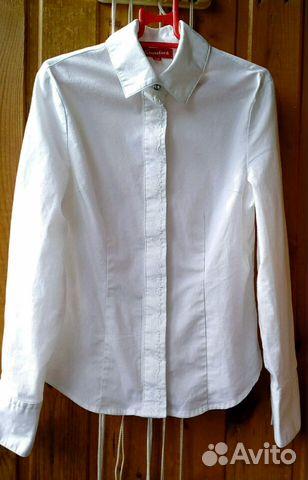 0b748055a7b Блузка для первоклассницы