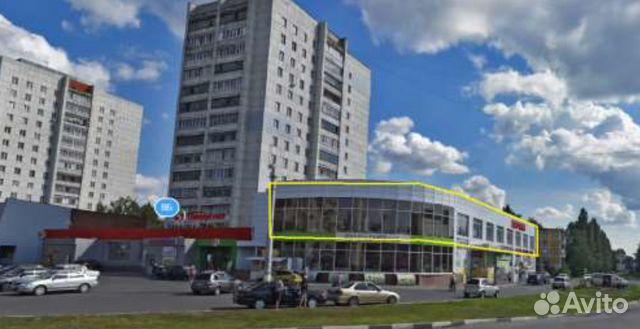 Торговое помещение, 1089 м² 89587698250 купить 1