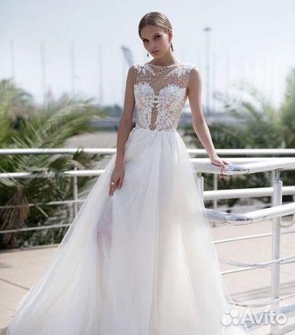 3c6cbd850d4 Продается свадебное платье купить в Москве на Avito — Объявления на ...