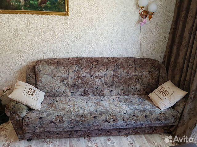 мягкая мебель диван 2 кресла купить в красноярском крае на Avito