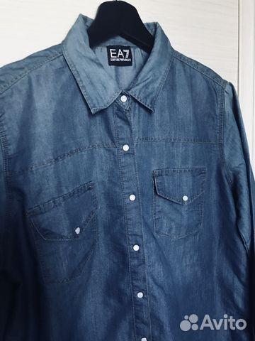 2cf5ac4e8ef Рубашка Armani Jeans