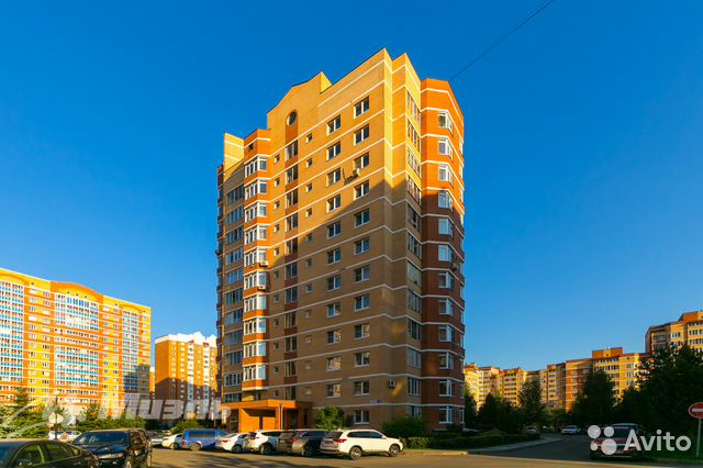 Продается трехкомнатная квартира за 8 950 000 рублей. Знамя Октября п, Родники мкр, 2.
