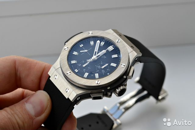 Hublot Big Bang Evolution Chronograph— фотография №1