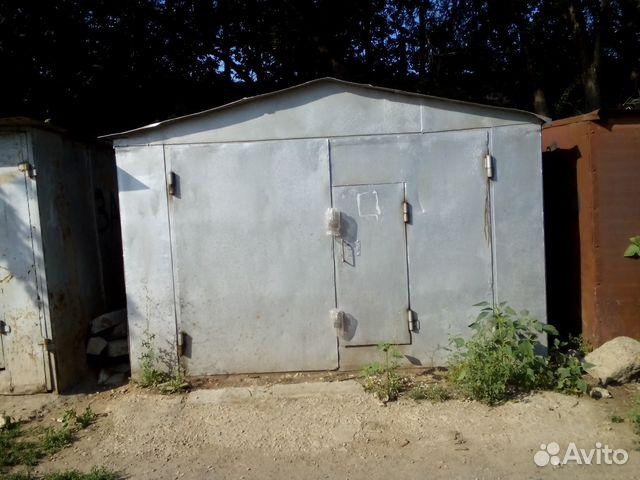 Металлические гаражи авито самара продам гараж металлический разборный