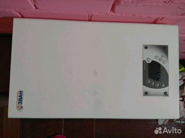 Электрический котел эван 89527610000 купить 2