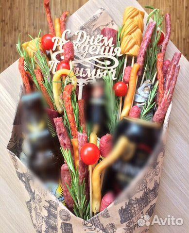Мужские букеты съедобные самара, доставка интернет-магазин цветов москва