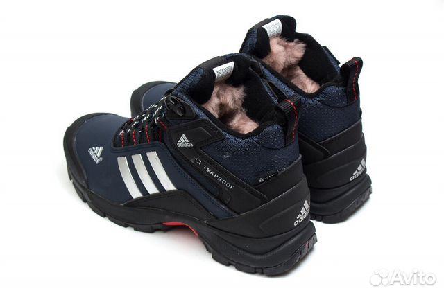 55f4e2c7 Кроссовки зимние adidas climaproof 42 размер | Festima.Ru ...