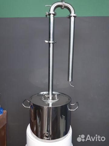 Подключение самогонного аппарата булат кто изобрел самогонный аппарат