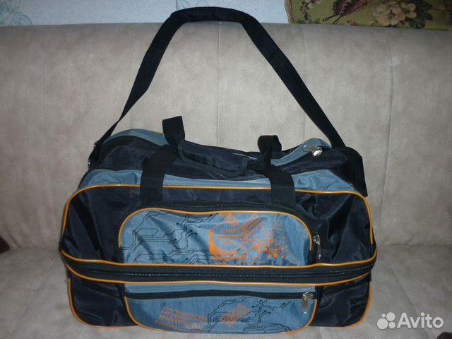 2e60855a9319 Дорожная сумка темно-синего цвета | Festima.Ru - Мониторинг объявлений
