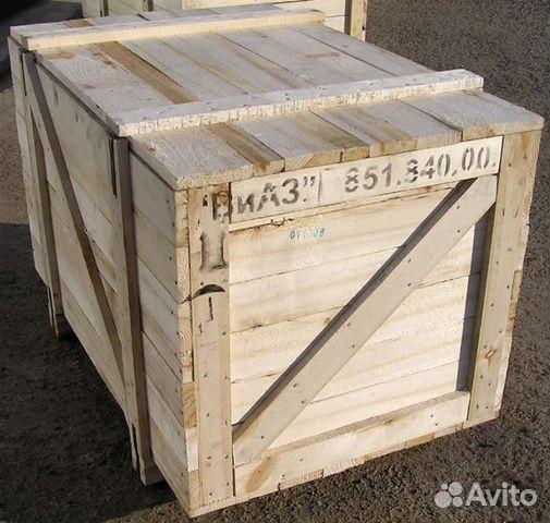 Ящики для транспортировки грузов деревянные