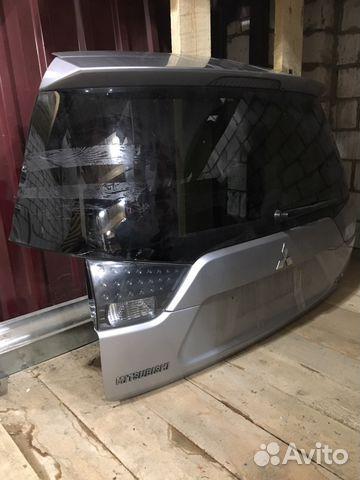Крышка Багажника Mitsubishi Outlander XL 89226899999 купить 5