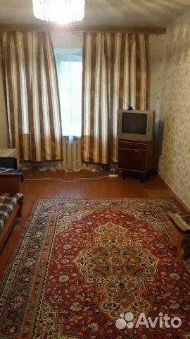 Продается двухкомнатная квартира за 1 180 000 рублей. Брянская область, Трубчевск, улица Луначарского, 49.