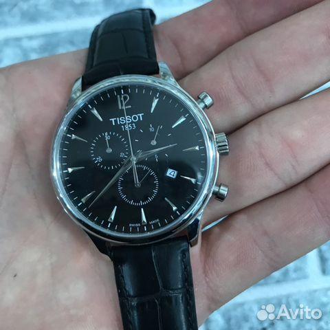Мужские часы Tissot с хронографом