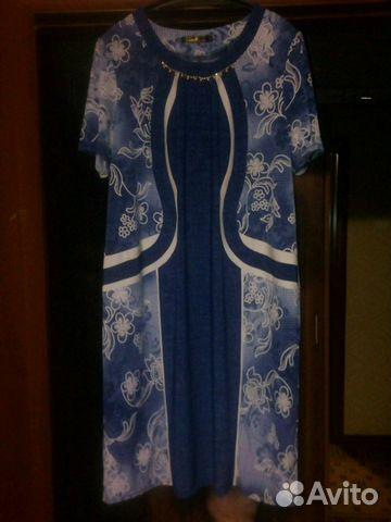 Платье(58размер) купить 1