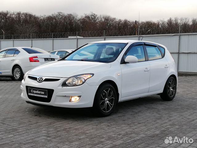 Hyundai i30 dark grey