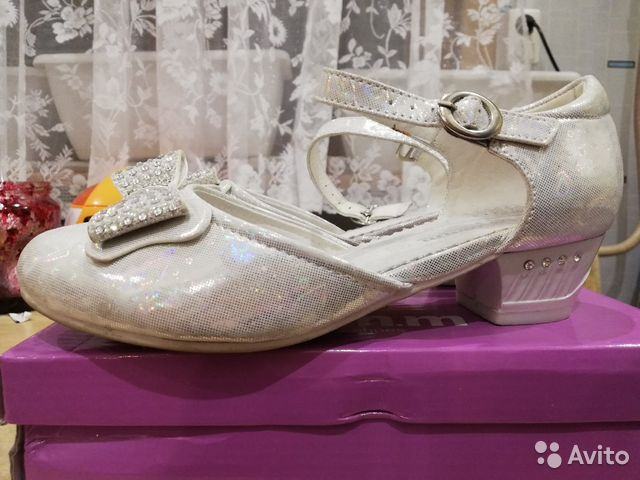 89646808778 Туфли для девочки