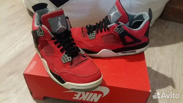 7e018f5591a0 Кроссовки Nike AIR Jordan 4 Toro Bravo оригинал купить в Москве на ...