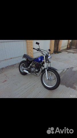 Yamaha TW 200 купить 7