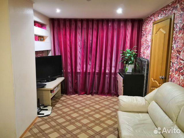 Продается двухкомнатная квартира за 2 900 000 рублей. Нижний Новгород, проспект Ленина, 10А.