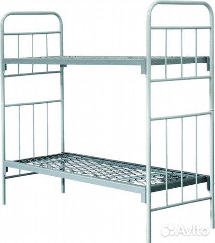 Армейские двухъярусные кровати б/у