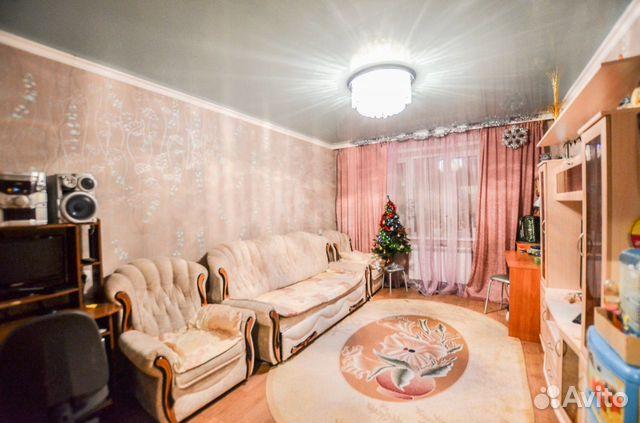 Продается трехкомнатная квартира за 4 500 000 рублей. Проспект Победы, 84.