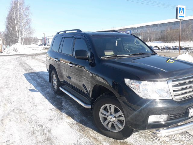 Toyota Land Cruiser, 2008 89101919119 купить 3