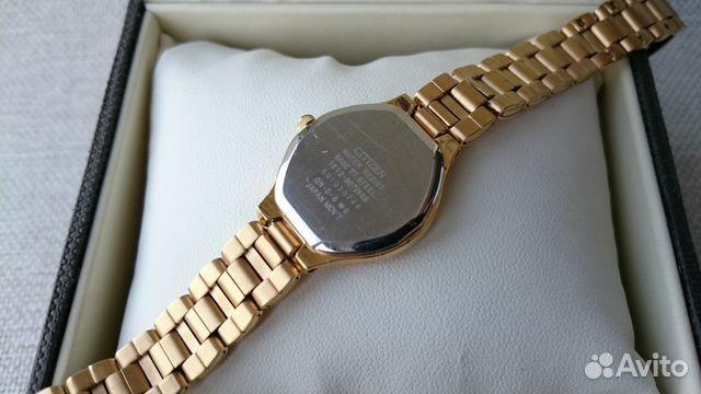 Женские наручные часы Citizen 1012-S072689 89525003388 купить 7