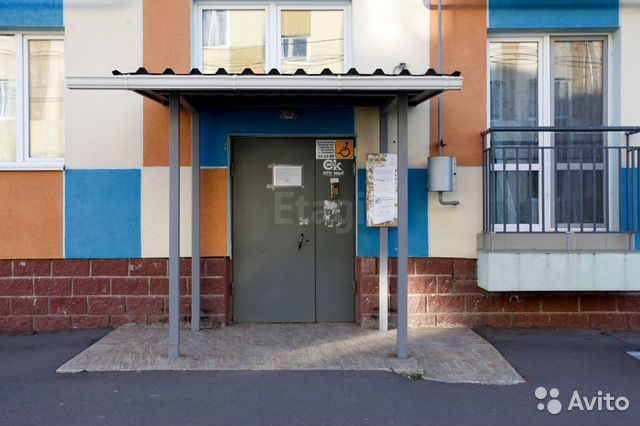 1-к квартира, 43 м², 2/3 эт.