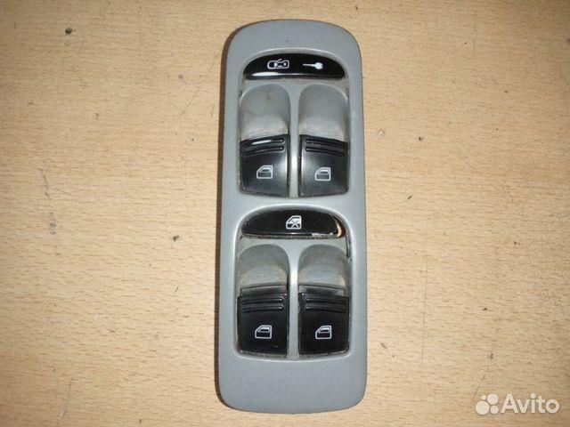 89026196331 Блок управления стеклоподъемниками передний левый