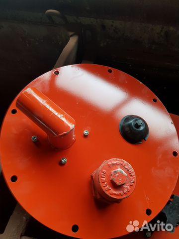 Крышка спу для ассенизатора