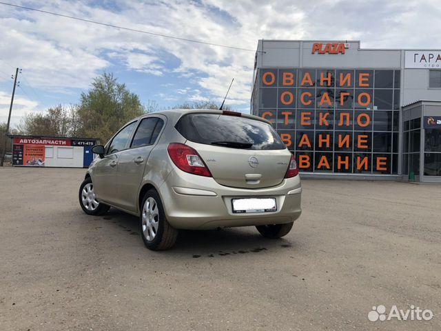 Купить Opel Corsa пробег 83 000.00 км 2008 год выпуска