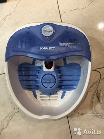 Массажная ванночка 89097731010 купить 1