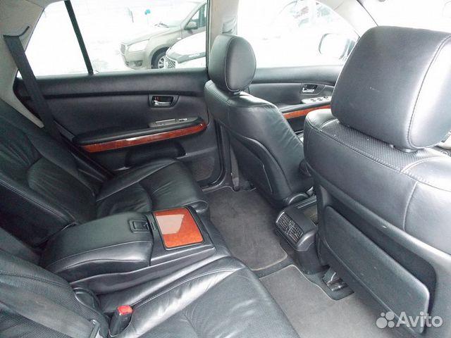 Купить Lexus RX пробег 208 000.00 км 2007 год выпуска