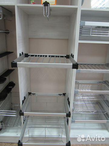 Выдвижные системы хранения для шкафов купить 3