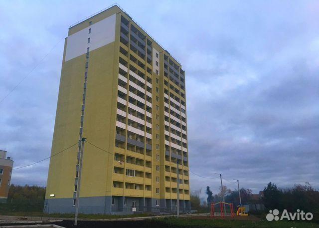 Продается однокомнатная квартира за 1 265 000 рублей. г Киров, ул Агрономическая, д 9.