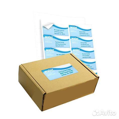 Наклейки с адресом на конверт  89873848658 купить 2