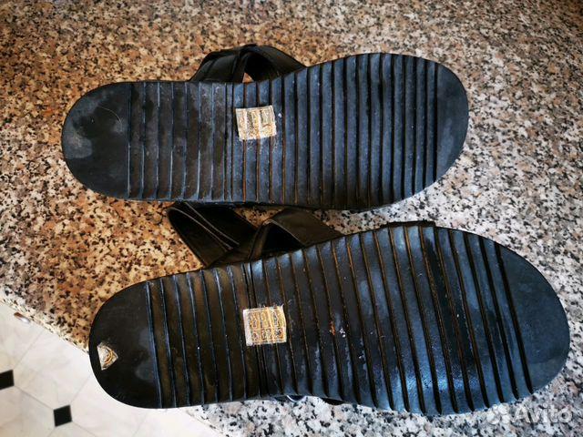 Сандалии мужские кожаные 89788984875 купить 3