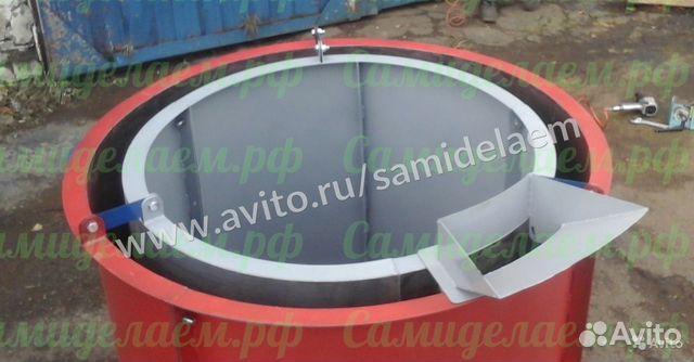 Форма для жби колец 89509941576 купить 9