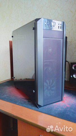 Игровой пк, GTX 1080, Ryzen 5 2600, 16GB RAM купить в Саратовской