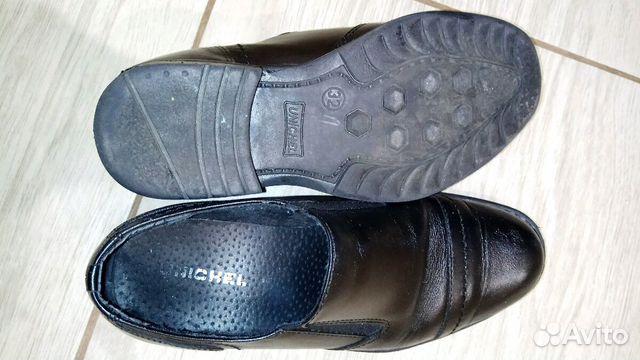 Ботинки детские кожаные 89270999091 купить 3